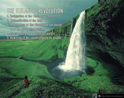 ICELANDIC REVOLUTION